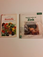 Gesundheitsbücher Zink und Biostoffe
