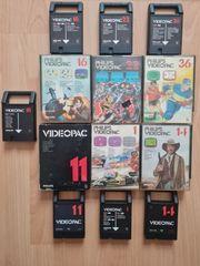 Philips VideoPac G7000 G7400 Spiele