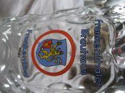 Bierkrug Maßkrug Krug Glas Frankenthaler