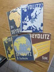 5 Seydlitz Schulbücher für Real-