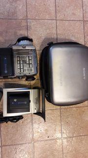 Video Kamera und div Fotoapparate