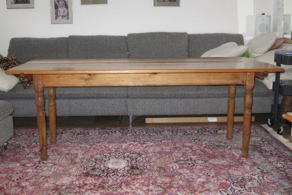 Tisch Weichholz massiv » Stilmöbel, Bauernmöbel