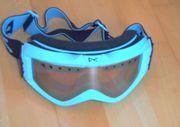 türkise Skibrille von anon