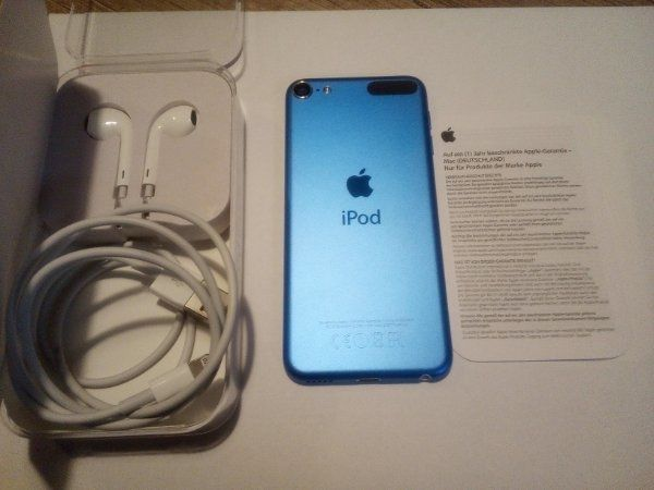 iPod Touch 16 Kw