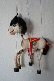 Pelham Puppets Marionette Horse Pferd