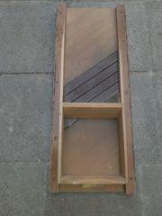 Krauthobel Holz Stahl