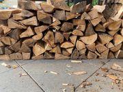 Birken Brennholz 25cm Scheite trocken