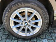 BMW Leichtmetall Sommer-Räder für 2er