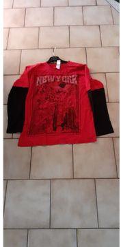 Herren Sweatshirt Gr 170 176