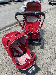 Kinderwagen und Buggy HARTAN VIP