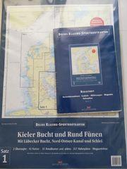 Sportbootkarten Schweden Dänemark dt Ostseeraum