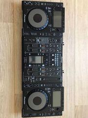 Pioneer CDJ 900 Nexus x2