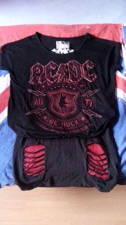 Kleid AC-DC