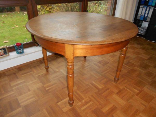 Tisch wei rund gebraucht kaufen nur 4 st bis 75 g nstiger for Wohnzimmertisch quoka