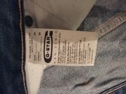 Jeans G-Star blue denim W34