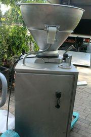 Füllmaschine Robby 2 Vakuum Portionsfüller