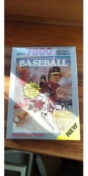 Atari Baseball Spiel eingeschweißt neu
