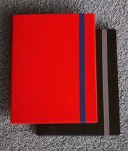 2 Stck Einsteckordner Dokumentenbox beide