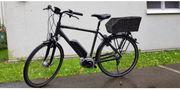 Herrenfahrrad E-Bike mit BOSCHmotor