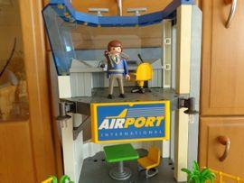 Bild 4 - Spielzeug Playmobil Flughafen Airport Tower - Hamburg Eidelstedt