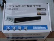 Mini HDTV Satreceiver ideal für