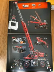 Lego Technik Kran 42082