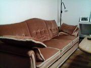 Großes gebrauchtes Sofa zu verschenken