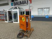 Baustromkasten Baustromverteiler Baustrom mieten Bauma