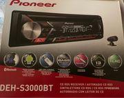 Autoradio Pioneer DEH-S3000BT