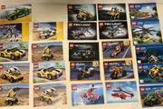LEGO CREATOR - CITY - TECHNIC SETS