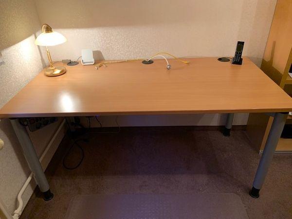 Schreibtisch Systemtisch Computertisch
