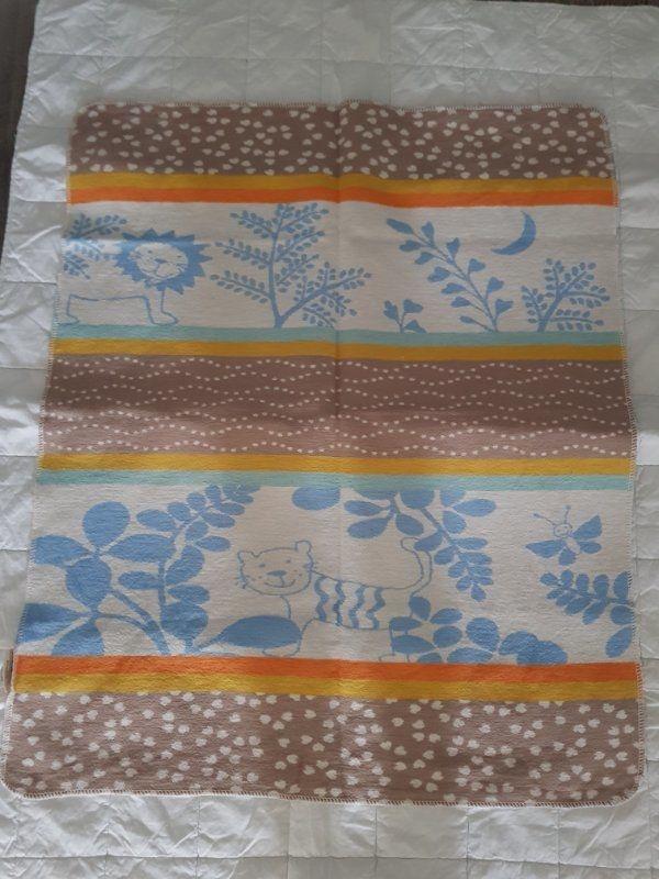 david fussenegger Decke für babys