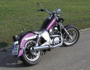 Honda VT500C Shadow -