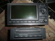 Audi - Navigationsgerät - Plus