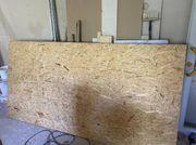 OSB-Platte Fixmaß stumpf I Holz