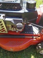 Benzinrasenmäher mit Grasfangkorb 48cm Toro