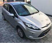 Ford Fiesta Top Zustand Unfallfrei