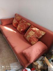 Verschenke 3 Sitzer Sofa