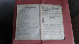 Richtig Deutsch v 1895: Kleinanzeigen aus Sandersdorf - Rubrik Sonstige Antiquitäten