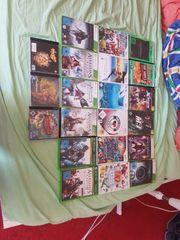 Diverse pc und konsolenspiele