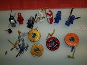 Lego Ninjago Figuren mit Spinner