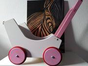 Puppenwagen Marke Haba aus Holz