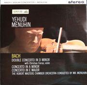 Bach Yehudi Menuhin-Double Concerto in