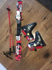 Kinderski Skischuhe set