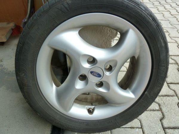 4 Ford Alufelgen 16 Zoll
