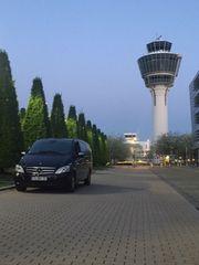 Flughafenshuttle Allershausen Flughafen