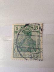 Brief Marken Deutsches Reich