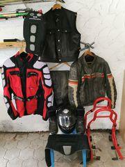 Total-Ausverkauf Motorrad-Bekleidung