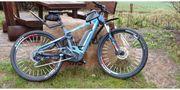 E Bike Fully Bergamont Contrail