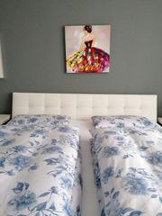Hochwertiges Doppelbett 200 x 200